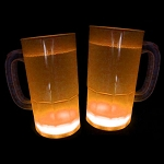 Cool Glow Mugs 12oz. Orange (30 per Pack!)