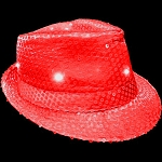 Flashing Fedora - Red