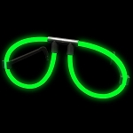 Green Glow Glasses (50-Pack)