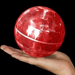 Light Up Bouncing Ball, Red