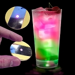 LED Stickers for Bottles/ Cups (10 Pack)