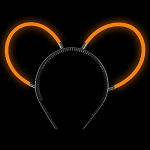 Orange Glow Bunny Ears