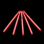 Red Glow Swizzle Stick