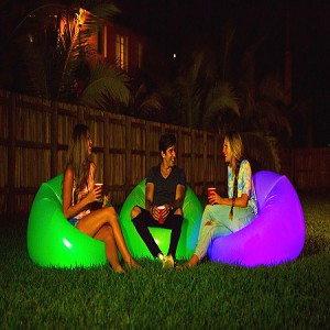 Illuminated Blo Chair