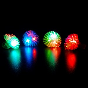 Light Up Urchin Ring