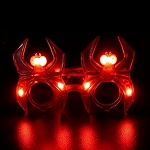 Light-up Spider Sunglasses